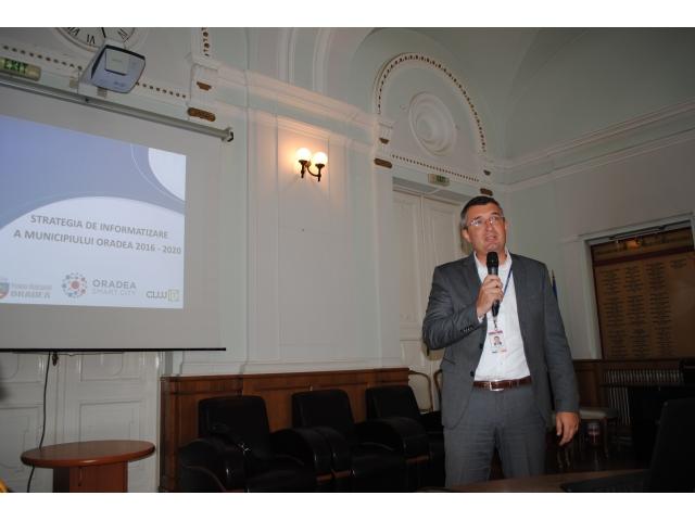 Primul SmartCity din Romania, la Oradea: cum se va realiza proiectul