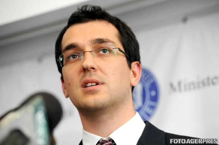 Vlad Voiculescu: Ministerul Sanatatii are probleme cu prioritizarea investitiilor si gestionarea fondurilor