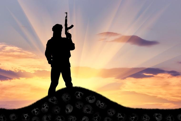 Simpatizant al Statului Islamic, arestat in Franta: autoritatile au gasit explozibili in locuinta sa si un steag cu steag ISIS
