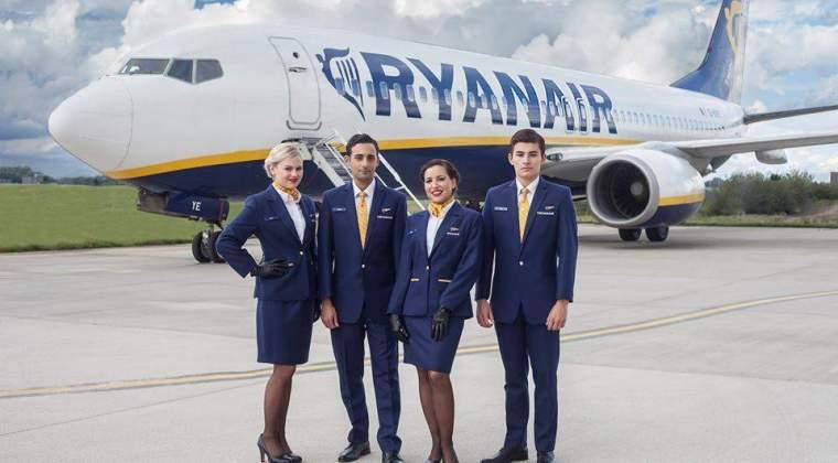 Ryanair reduce preturile cu 40% din Timisoara catre Germania