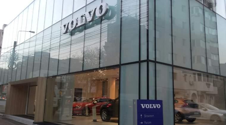 Volvo este in cautare de colaboratori pentru crearea unei masini autonome