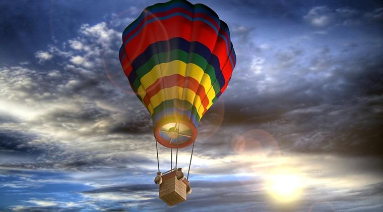 Un rus in varsta de 64 de ani a stabilit recordul mondial la zborul cu balonul in jurul lumii
