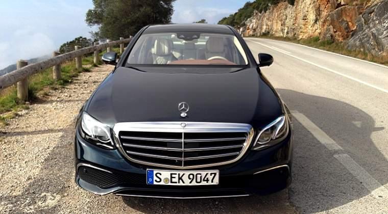 Daimler accelereaza planurile pentru masini electrice Mercedes-Benz