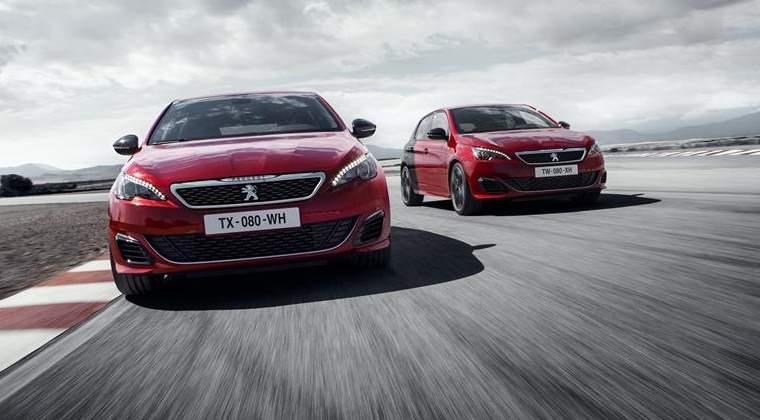 Peugeot si-a dublat profitul in primul semestru, la 1,2 miliarde de euro