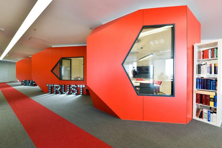 Vodafone muta 2.300 de angajati intr-un nou sediu: O modalitate excelenta de a ne creste productivitatea