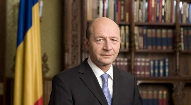 Traian Basescu: Cand presedintele nu recunoaste o hotarare definitiva, el da un exemplu clar cum se raporteaza la justitie