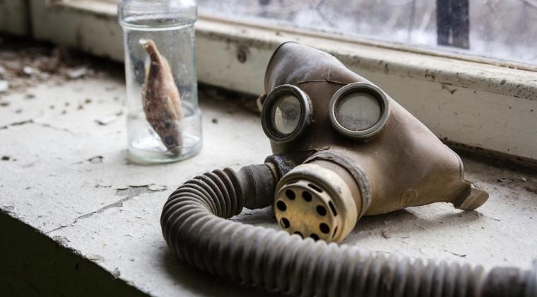 Ucraina vrea sa construiasca la Cernobil cel mai mare parc solar din lume