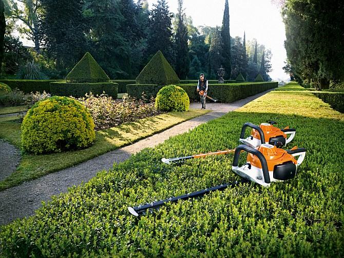 Producatorul de motounelte agricole Stihl retrage de pe piata doua modele de motofoarfece electrice, dupa ce au fost identificate erori de functionare