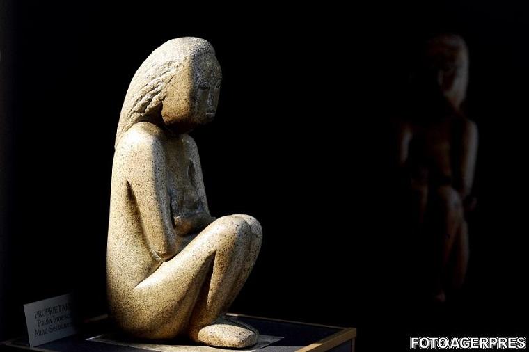 Romanii au donat peste 360.000 de euro pentru achizitionarea sculpturii Cumintenia Pamantului