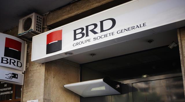 BRD, profit in crestere puternica la semestru dupa reducerea creditelor neperformante si tranzactia Visa Europe