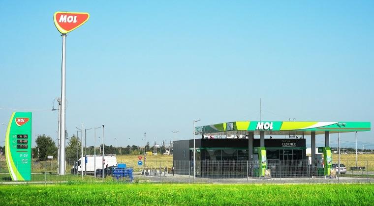 MOL: vanzari de carburanti mai mari cu 16% in Romania in S1, la 311.000 tone