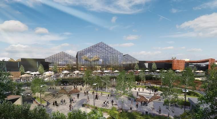 Dezvoltatorul mall-ulului ParkLake, profit de 60 mil. euro inaintea deschiderii centrului comercial din cartierul Titan