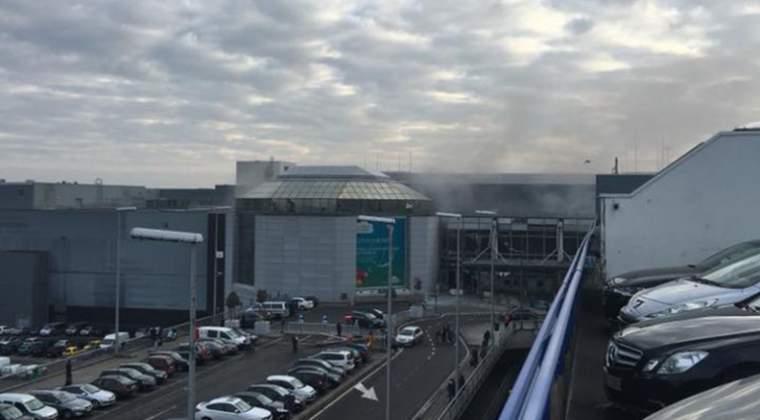 Alerta cu bomba la aeroportul Zaventem din Bruxelles. A fost activat planul de catastrofa medicala