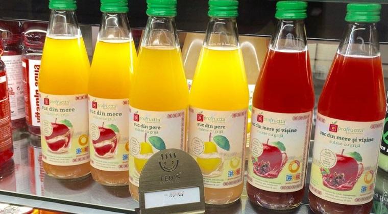 Profructta si-a dublat afacerile din sucuri naturale in prima jumatate a anului