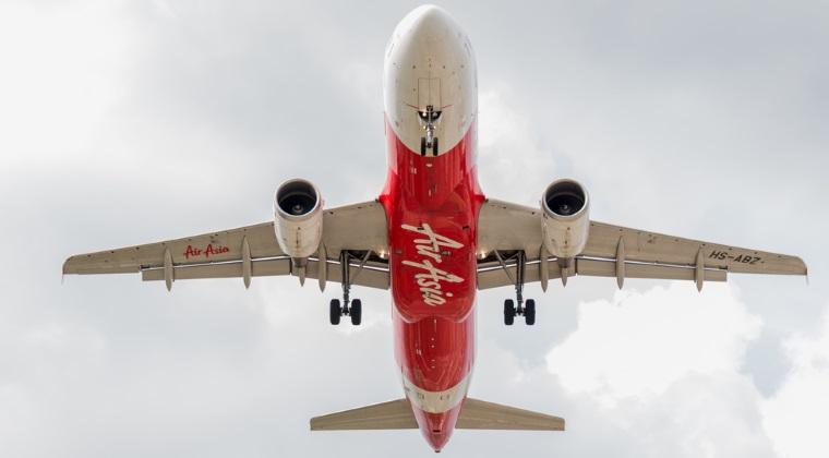Compania aeriana low-cost AirAsia introduce zboruri catre Europa
