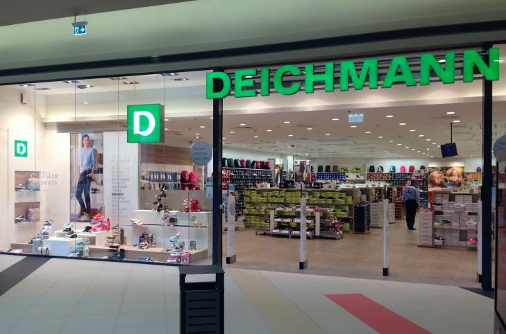 Deichmann deschide al doilea magazin din Constanta si ajunge la o retea de 75 de unitati