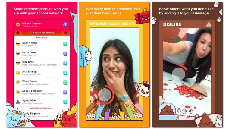 Facebook lanseaza o aplicatie destinata adolescentilor. Ce este Lifestage?