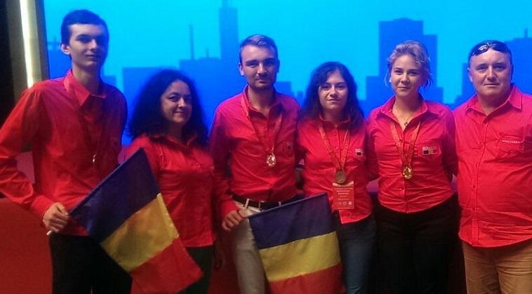 Elevii romani au obtinut patru medalii la Olimpiada Internationala de Geografie de la Beijing