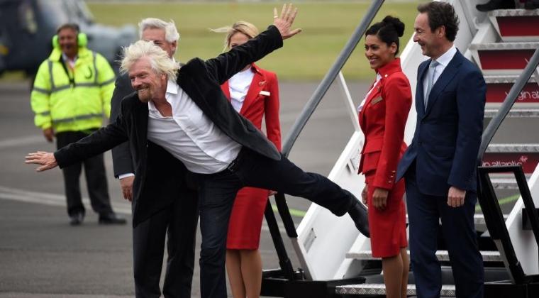 Richard Branson, dupa un grav accident de bicicleta: Am crezut ca voi muri; viata mi-a trecut prin fata ochilor