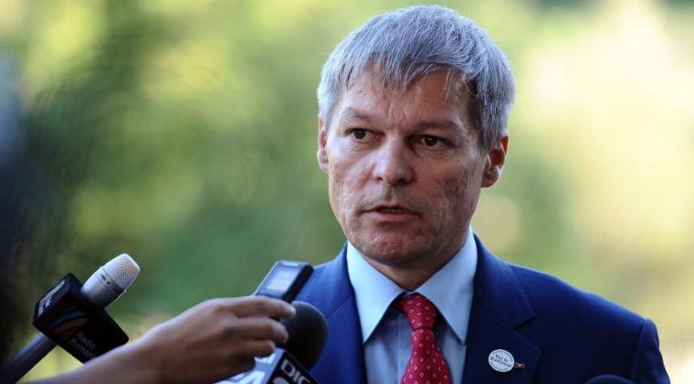 Dacian Ciolos: Avem convocata pentru luni o sedinta de Guvern; vom discuta si despre romanii afectati de cutremurul din Italia