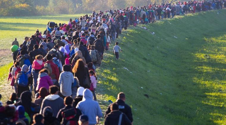Germania se asteapta ca pana la 300.000 de imigranti sa ajunga in tara anul acesta