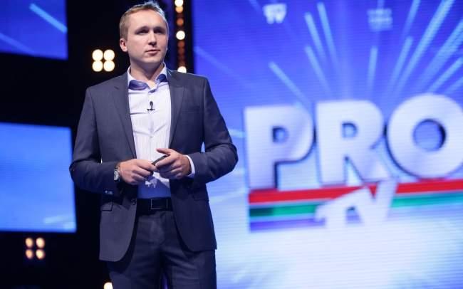 Aleksandras Cesnovicius: In doi ani, Pro TV va fi un post de televiziune mult mai local. Aceasta este directia pe care ne-o asumam