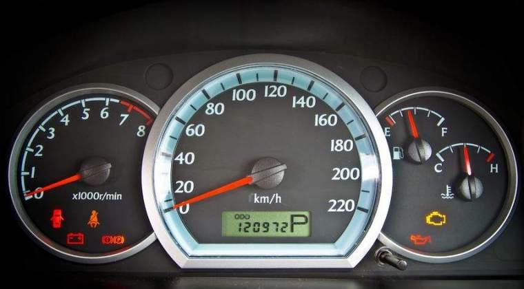 Un site auto incepe sa ofere informatii despre kilometrii masinilor second-hand