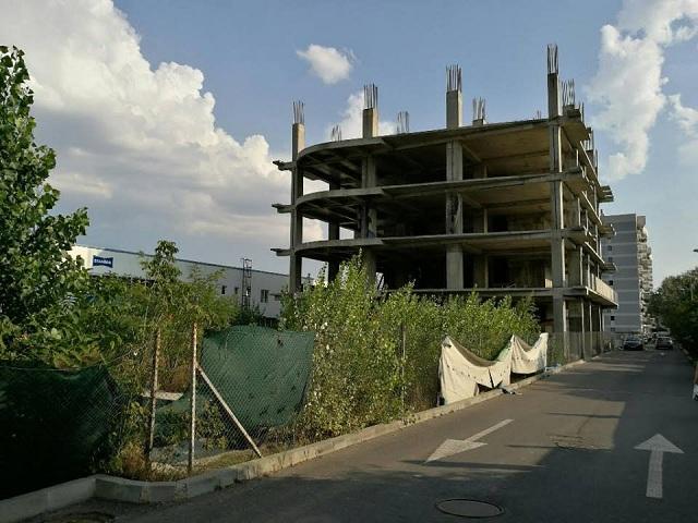 (P) Peste 1.800 mp teren si constructie partiala de vanzare in cadrul Pallady Towers