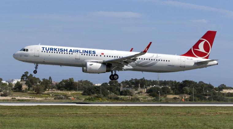 Turkish Airlines lanseaza zboruri Cluj Napoca-Istanbul de la 99 euro dus-intors