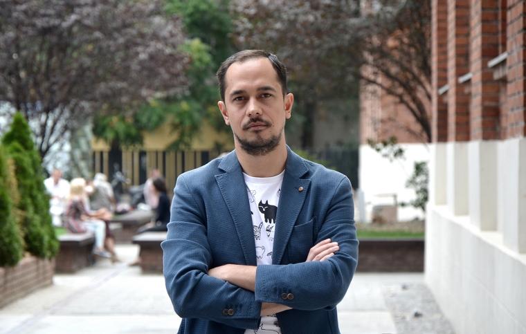 Eugen Suman este noul director de creatie al MullenLowe
