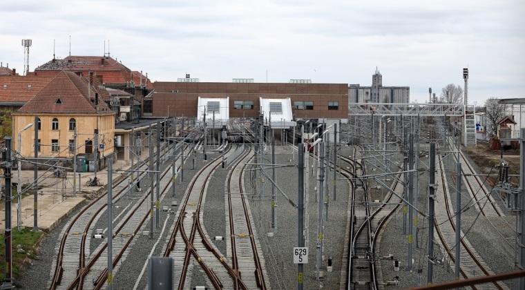Aradul are una dintre cele mai moderne statii feroviare din Europa de Sud-es