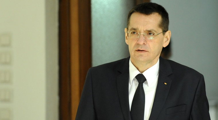 Demisie la varful MAE: Petre Toba renunta la functie