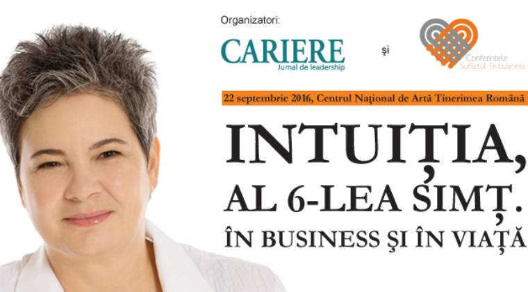 (P) Intuitia-al 6-lea simt. In Business si in viata