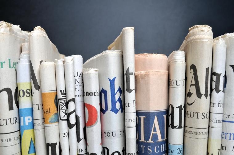 BRAT: Vanzarile de ziare romanesti, in scadere in semestrul doi din 2016