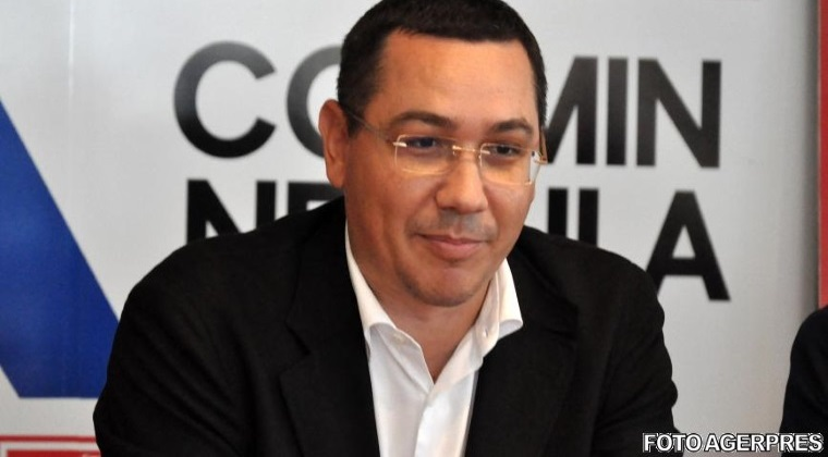 Victor Ponta: Nu doresc nimanui, dar mie umilinta si smerenia imi prind bine in acest moment al vietii