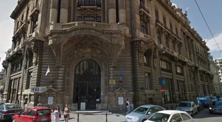 Vanzarea Palatului Bursei, din fata BNR, a fost amanata pentru inceputul lunii octombrie