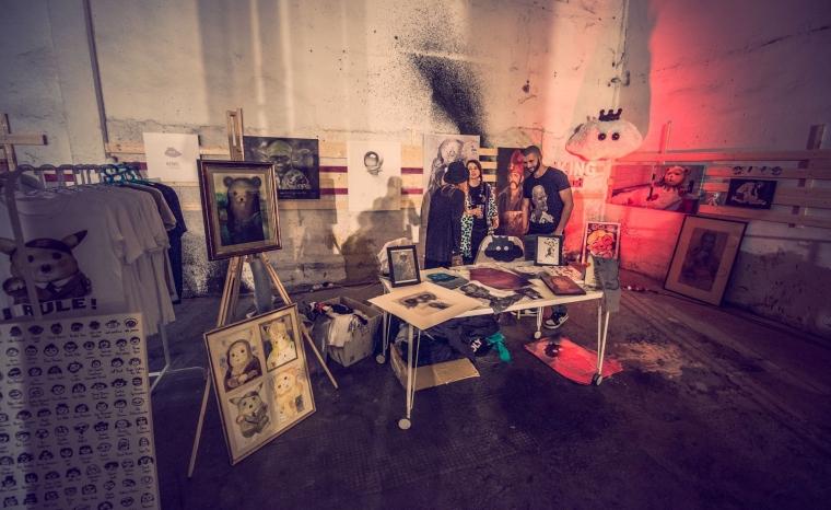 Cea de-a doua editie a Creative Est Festival are loc in perioada 10-16 octombrie, in Bucuresti