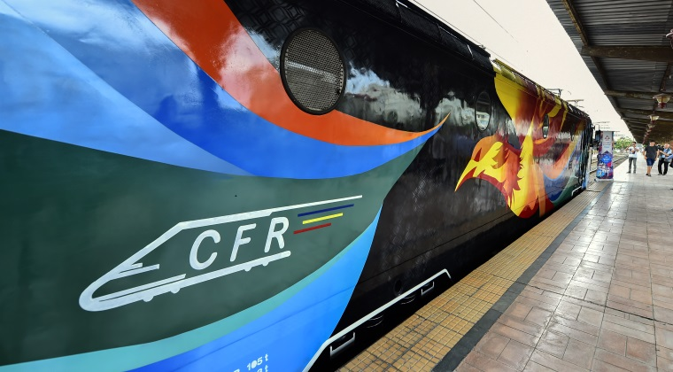 CFR are proiecte in derulare de 22 de miliarde de lei