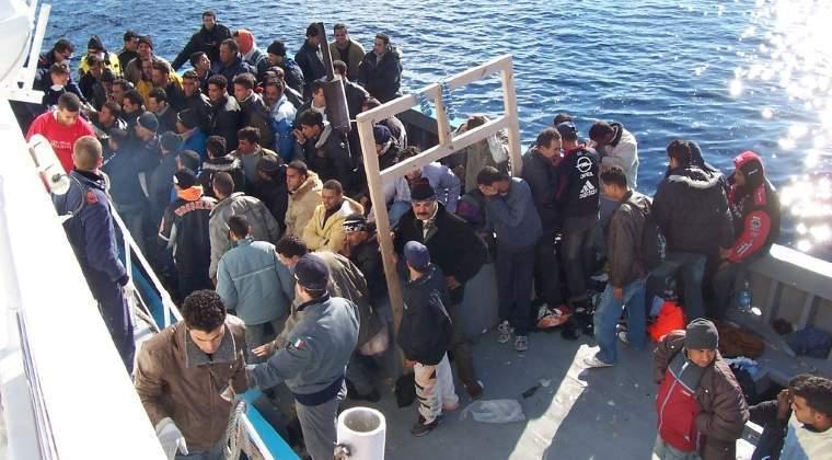 Iohannis: E foarte putin probabil sa se deschida o ruta a Marii Negre pentru migranti; daca se va intampla, suntem pregatiti