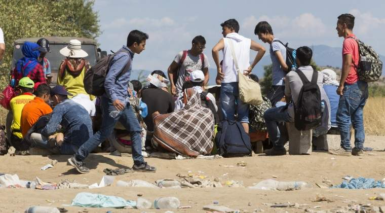Tusk le va cere statelor UE sa trimita fortele de ordine pentru a apara granitele Bulgariei in fata migrantilor