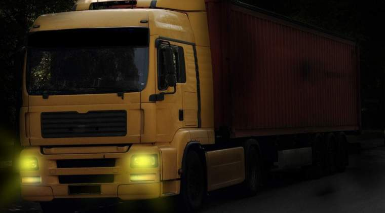 Noua sirieni si un irakian ascunsi intr-un camion condus de un bulgar, descoperiti la Vama Giurgiu - VIDEO