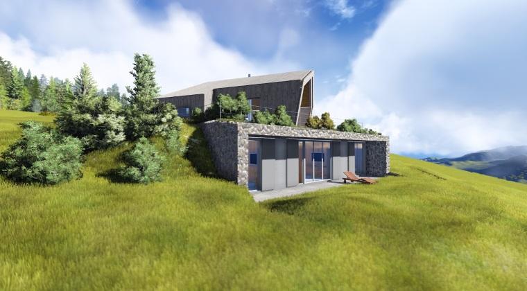 Prima statiune montana cu locuinte ecologice din Romania, la Vama Buzaului. Investitia, 15 milioane de euro
