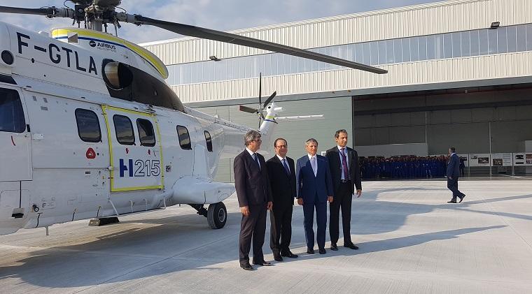 Francezii de la Airbus vor sa ia fata rusilor cu elicopterele produse la Brasov