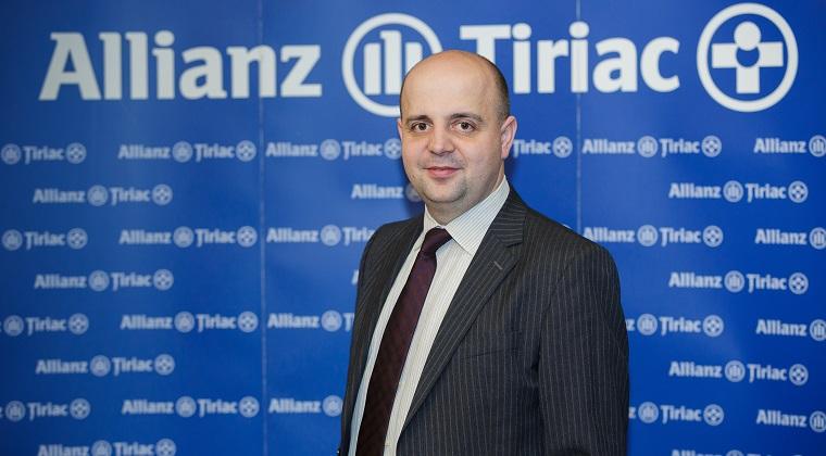 Virgil Soncutea, CEO Allianz Tiriac Asigurari: Am incheiat primile 6 luni in parametri planificati, speram sa avem mai multe detalii despre cum va arata piata RCA