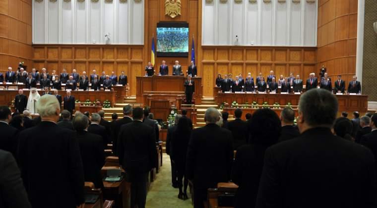 Parlamentul nu a ratificat o decizie a Consiliului UE, din cauza cvorumului; Guvern: Suntem ultimul stat care nu a dat vot