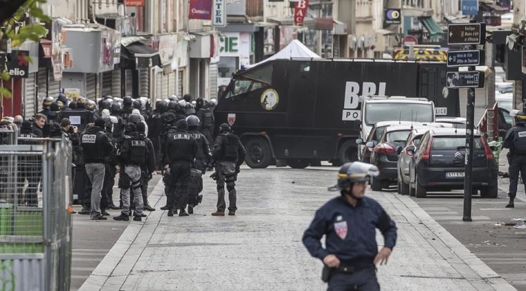 Franta: operatiune antiterorista de amploare in cartierul parizian Les Halles
