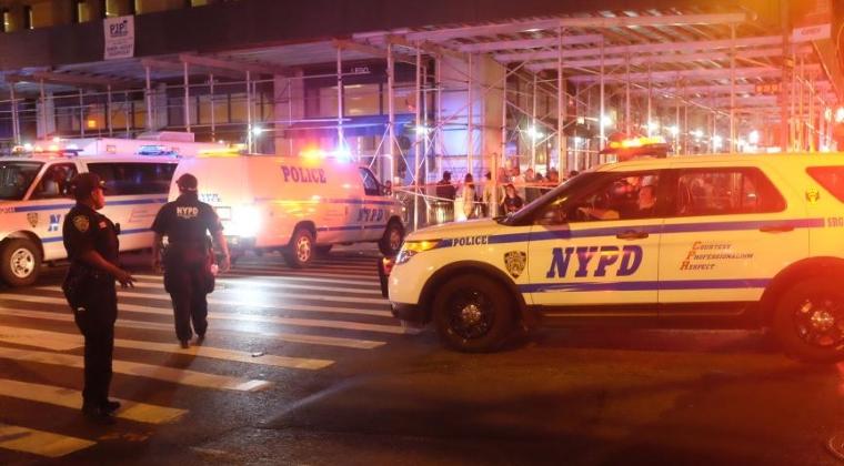 Cel putin 29 de raniti dupa ce o explozie a zguduit Manhattanul. A fost descoperit al doilea dispozitiv exploziv