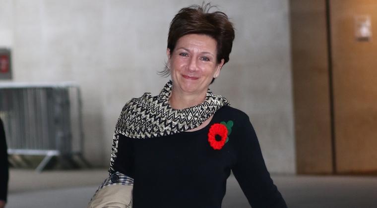 Diane James, urmasa lui Nigel Farage are o problema cu romanii