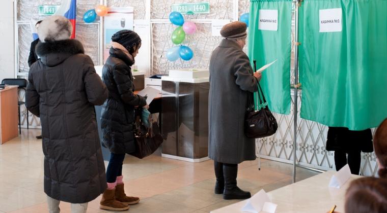 Peste 110 milioane de rusi sunt chemati la urne in cadrul alegerilor legislative