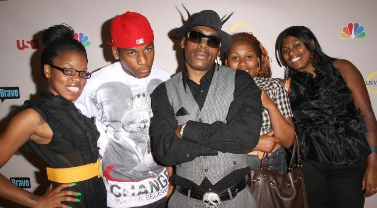 Rapperul Coolio a fost arestat pe Aeroportul International din Los Angeles